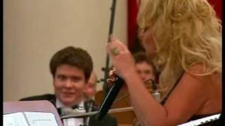 """Denis Matsuev, Larisa Dolina. G.Gershwin """"I Got Rhythm [From Girl Crazy]""""."""
