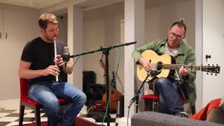 Low Whistle & Guitar Cradling Arms of Croaghan Chris McMullan Colm McCarthy
