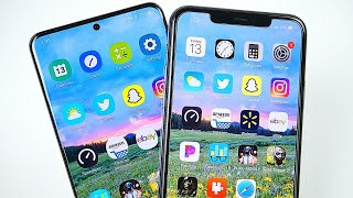 Galaxy S20 Ultra vs iPhone 11 Pro Max Full Comparison!