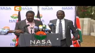 NASA wanataka maafisa 11 wa IEBC wasisimamie uchaguzi