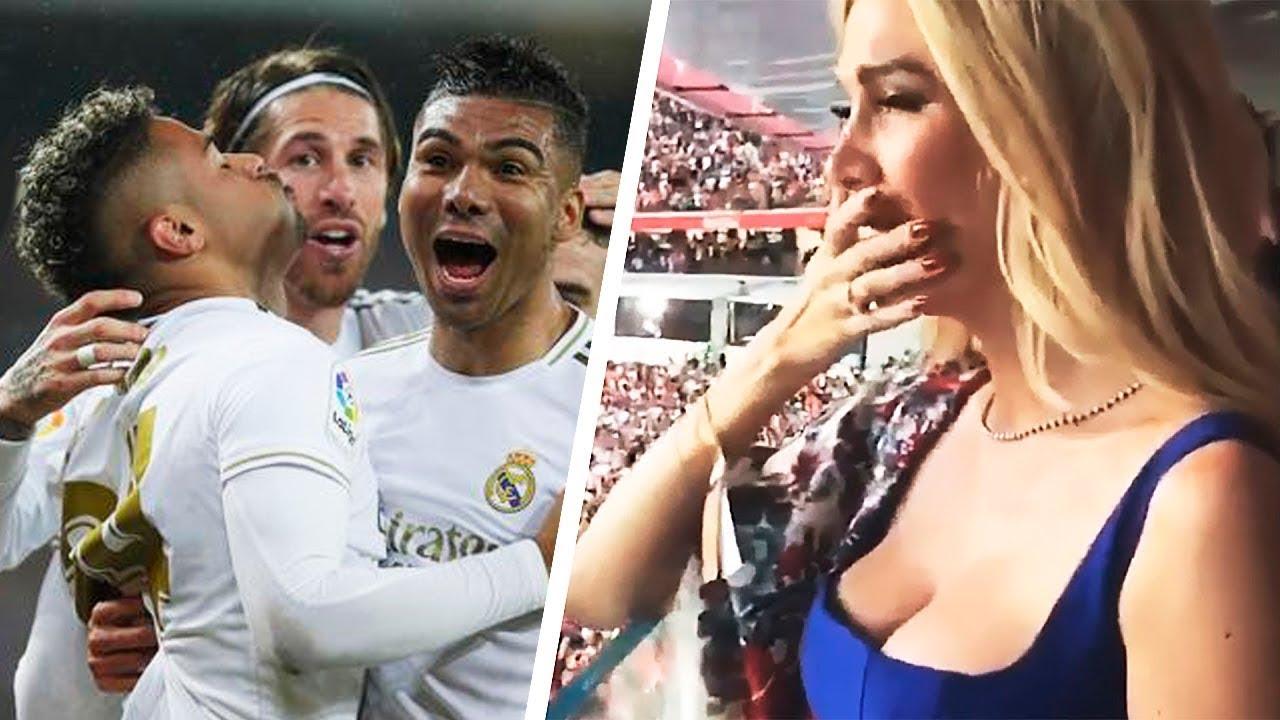 Photo of شاهد ردود فعل مجنونة على اهداف سجلت في كرة القدم..!! – الرياضة