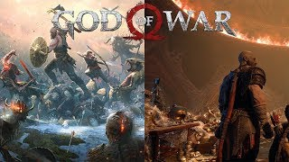 God of War PS4 - Egyptian Characters in the Norse Universe?!