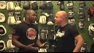 ZoomTV on 7mate S05E24 Celebrity Hitchhiker Rashad Evans