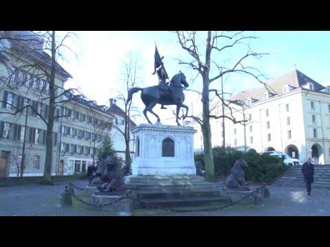 David Emanuel - Trafalgar Square [Official Video]