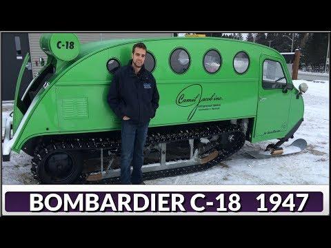 Bombardier C 18- 1947(Hier@Aujourd`hui)