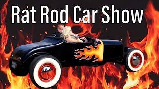 Beatersville Rat Rod Car Show 2018