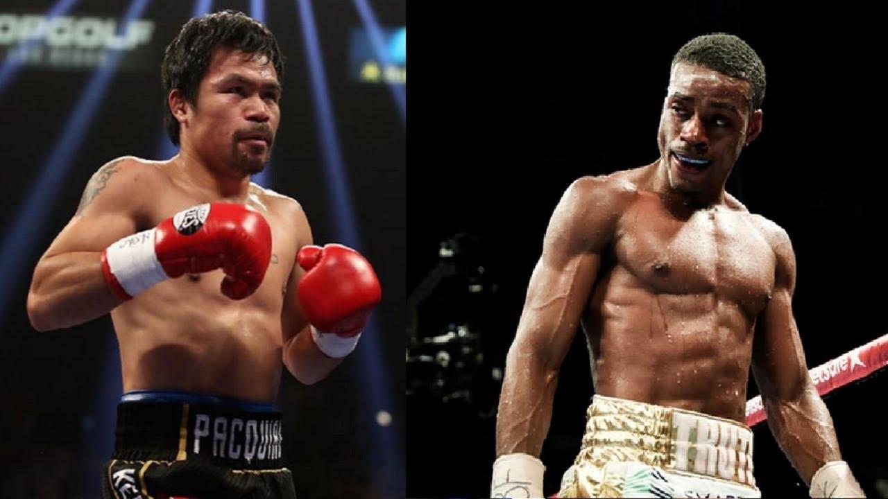 Bob Arum prophesys Manny Pacquiao Vs. Errol Spence Fight