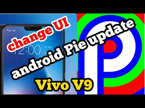 Vivo V9 youth After Android Pie Update (July 2019) । Vivo
