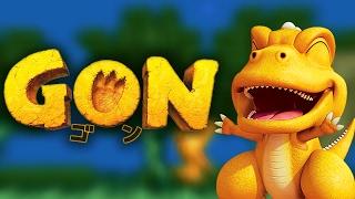 Gon - The Tekken 3 Cameo Origins - Region Locked Feat. Dazz (Gameplay & Analysis)