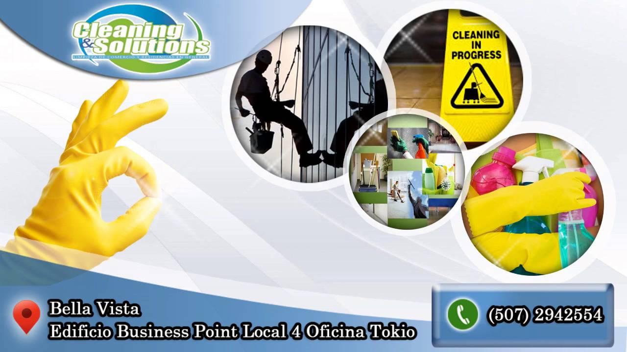 Empresa de limpieza industrial en panama cleaning for Empresas de limpieza en castellon
