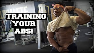 Should You Train Abs? | TRY THIS ON SQUAT