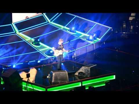 Nancy Mulligan - Ed Sheeran,  Divide World Tour, Live in Turin - 17/03/'17
