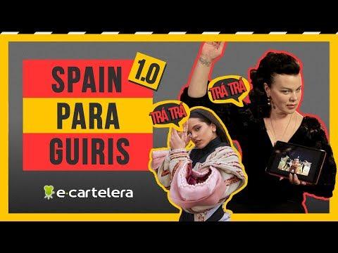Spain para Guiris 1.0: Debi Mazar nos cuenta qué sabe de España