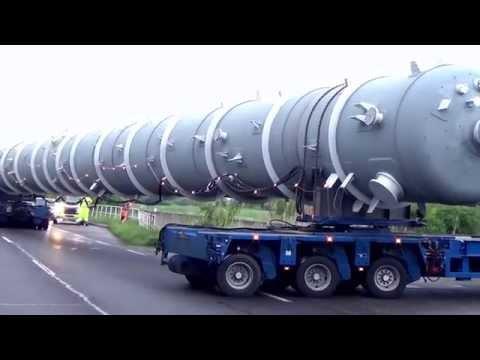 Hosszú tartály szállítás