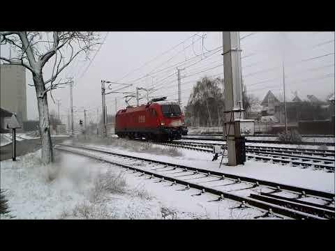 ÖBB Trains spotting in Parndorf and Vienna Part 2