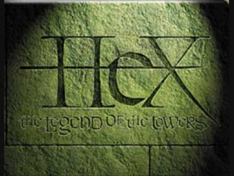 Hex Theme Tune - The Legend of the Towers - Alton Towers