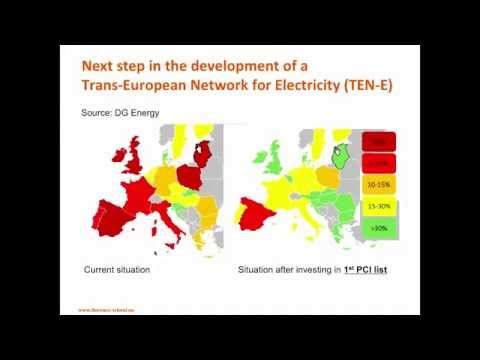 Sharing the investment costs of energy infrastructure projects between countries   Leonardo Meeus