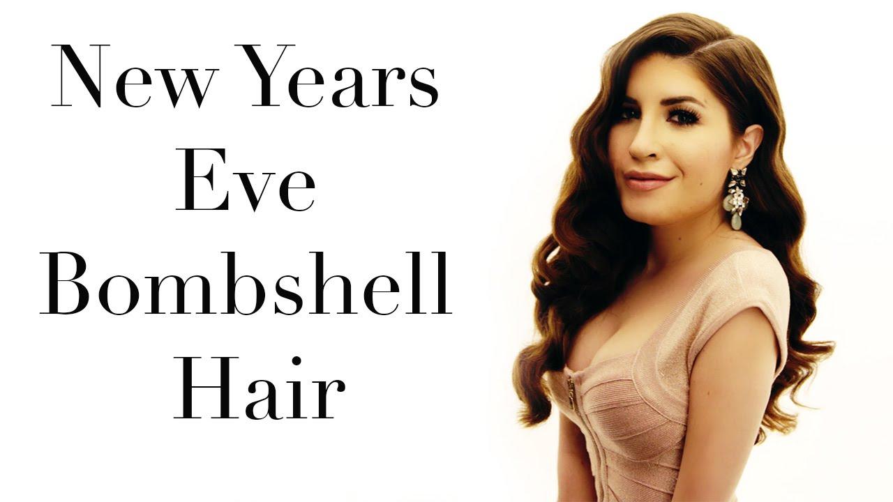 New Years Eve Hair