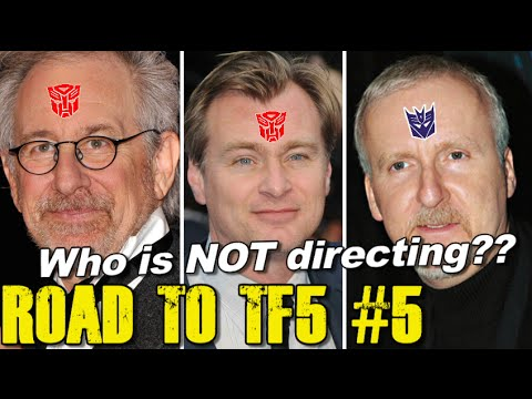 Download James Cameron, Christopher Nolan, Spielberg NOT directing Transformers 5 - [Road to TF5 Ep. 5]