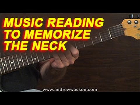 Reading Music to 'Nail' the Fingerboard