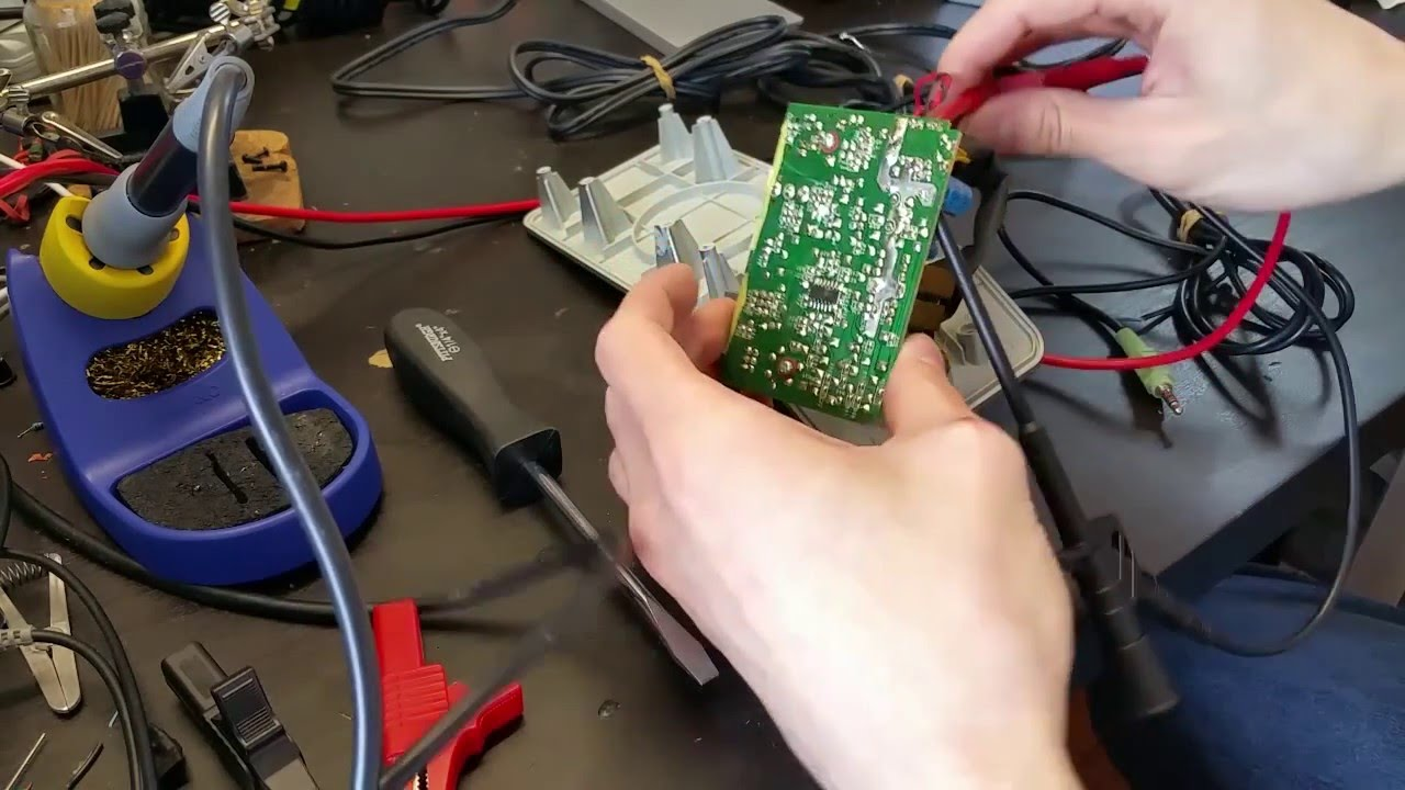 Making Portable Speakers From Old Computer Youtube Wiring For