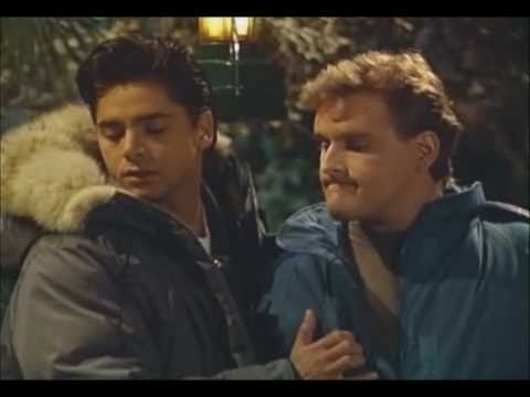 Full House - Jesse and Joey spot a skunk &