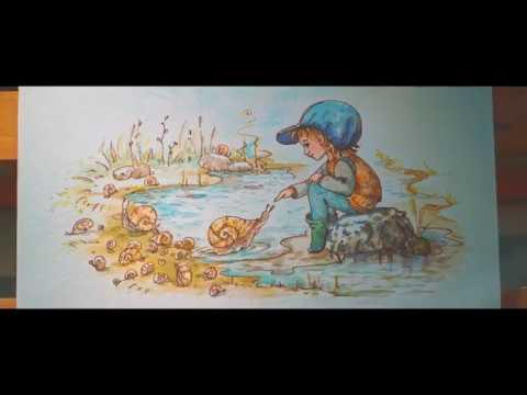 Иллюстрация к сказке / Illustration to the fairy tale