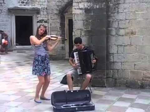 Music around the world- Montenegro part 2