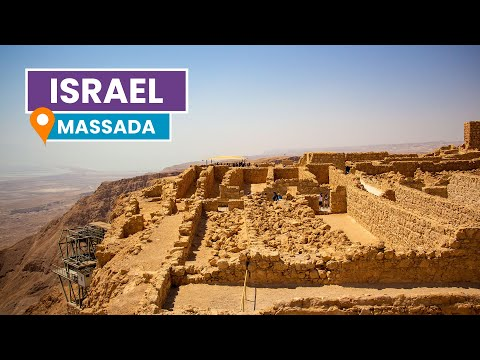 um-doido-chamado-herodes---massada- -israel---ep.-1