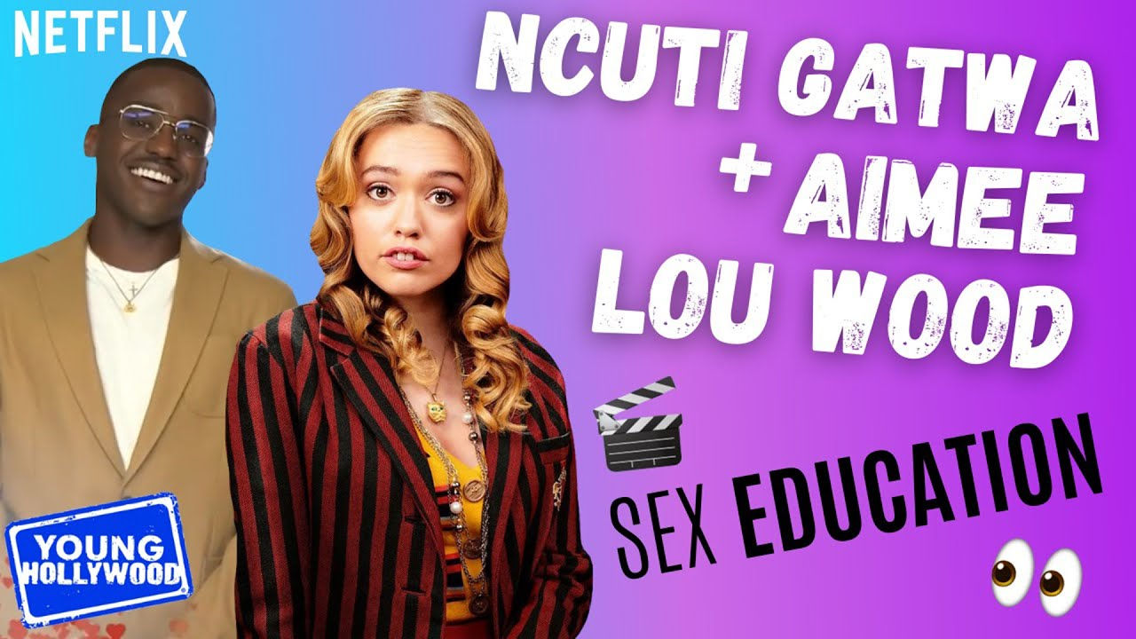 Sex Education's Aimee Lou Wood & Ncuti Gatwa Reveal Their Fave Character!