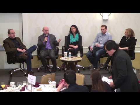 CONNECTpreneur Venture Capitalists - SWaN, Grotech, NextGen, Cranbrook Capital - March '15