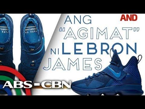 """ABS-CBN News Digital: Ang """"agimat"""" ni Lebron James"""