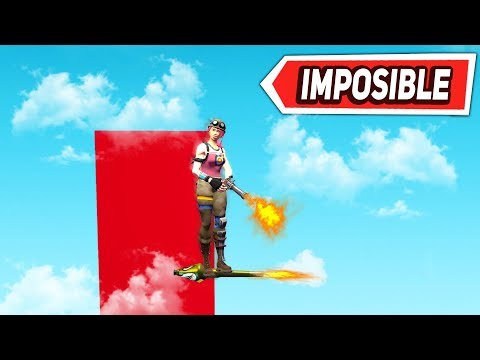 *NUEVO PARKOUR IMPOSIBLE* PISTOLA DE MECHA FORTNITE PARKOUR
