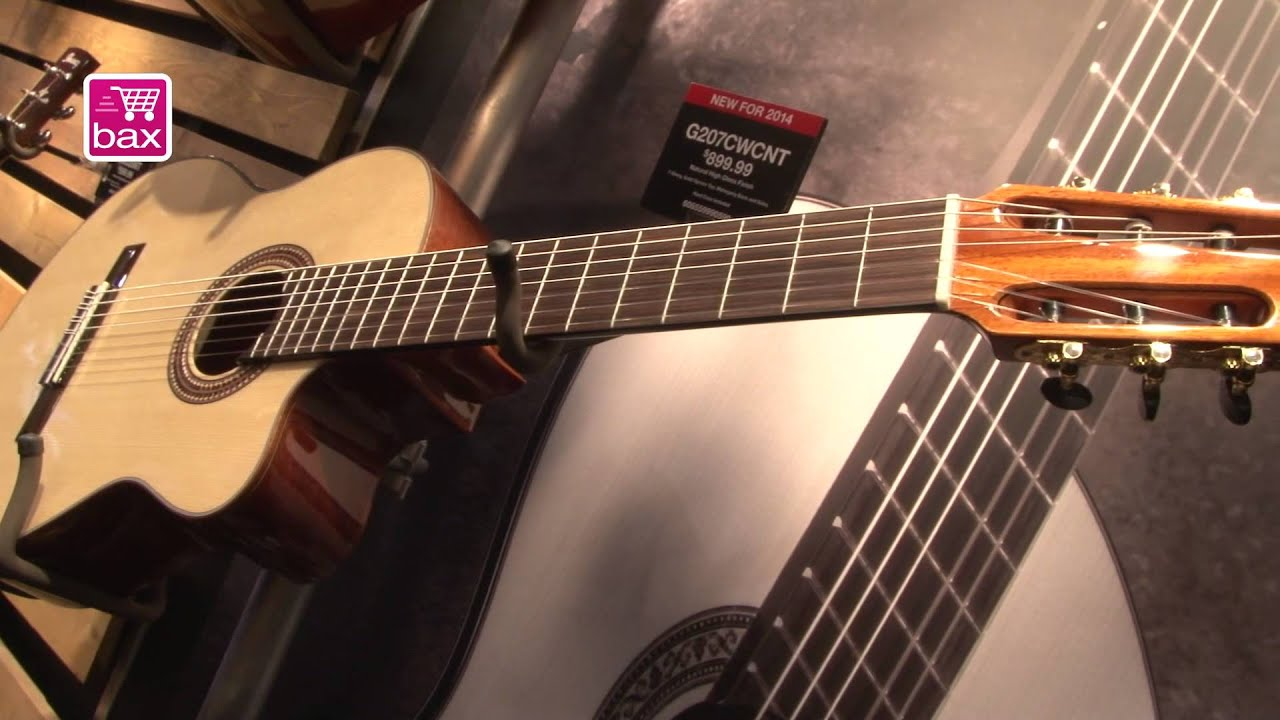 ibanez g207 and g208 namm 2014 youtube