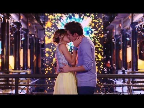 """Violetta 3 - Violetta y León cantan """"Descubrí"""" y se besan (Ep 60) HDиз YouTube · Длительность: 2 мин26 с"""
