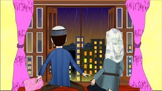 Dua cuando la lluvia con Abdul Bari Urdu