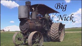 1911 Nichols \u0026 Shepard 30-96 Steam Run