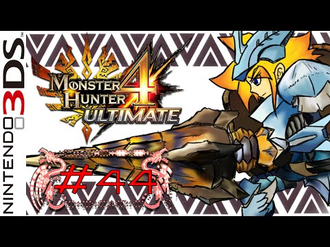 LZ : Monster Hunter 4 Ultimate #44 [G1-KeyQuest : Line in the Sand] | Online