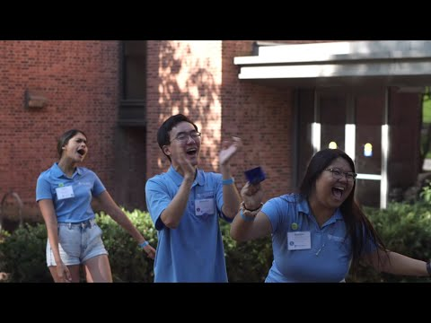 2019 Move-In Day | Johns Hopkins University