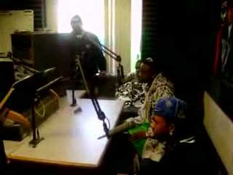 Soulja Boy Tellem At Radio Station Wild 96.3
