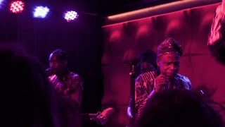 Orlando Julius & the Heliocentrics @ the North Sea Jazz Club in Amsterdam
