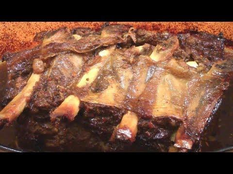 Вкуснейший говяжий Антректот в Духовке!