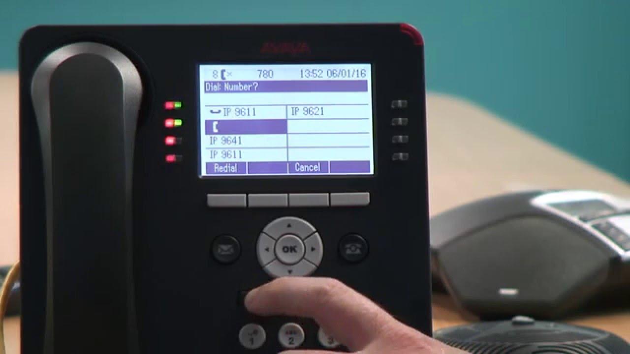 transferring calls on an avaya handset