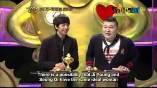 [Engsub] G-Dragon talks about SNSD