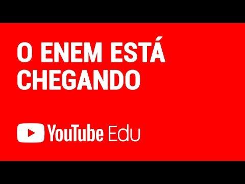 YouTube Edu | Playlists para o ENEM 2017 | #ENEMnoYouTubeEdu