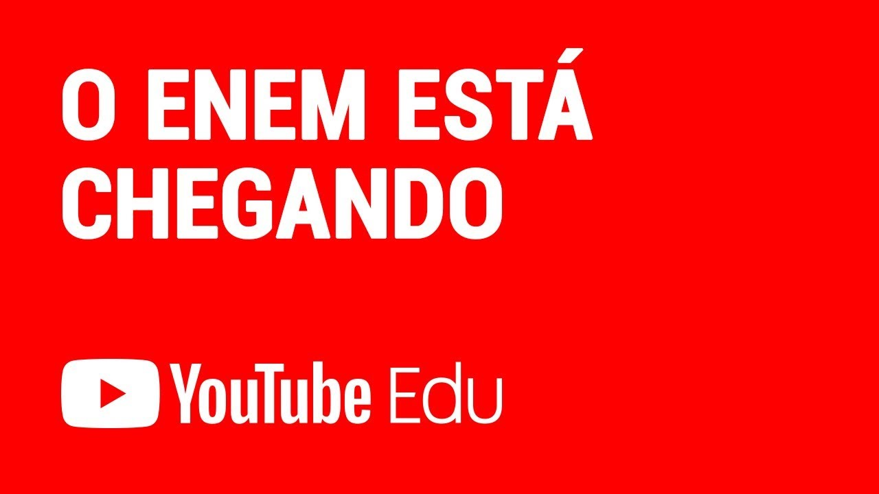 Youtube edu playlists para o enem 2017 enemnoyoutubeedu youtube youtube edu playlists para o enem 2017 enemnoyoutubeedu reheart Images