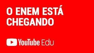 YouTube Edu | Playlists para o ENEM 2017 | #ENEMnoYouTubeEdu thumbnail