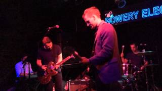 Goodbyemotel - Bending Shadows (Live @ The Bowery Electric 06 27 15)