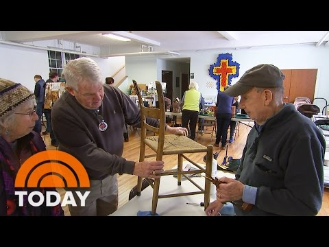 How Repair Cafes Can Mend More Than Just Possessions | TODAY