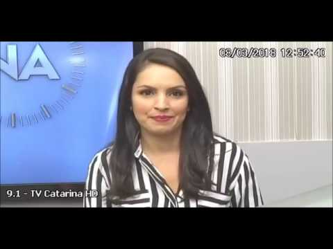 MEIO DIA CATARINA - 08.03.2018